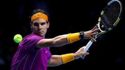 Теннисный удар