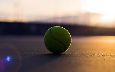 Г. О. Рыжевский  (Москва)  Ветеран тенниса, 30-ти кратный чемпион России, 4-х кратный чемпион Европы, судья всесоюзной категории